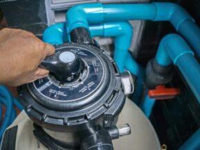pool filter repair plano