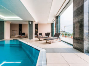 indoor swimming pool builder