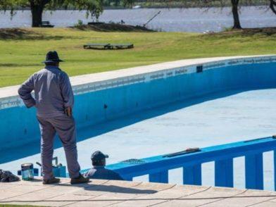 swimming pool repair company