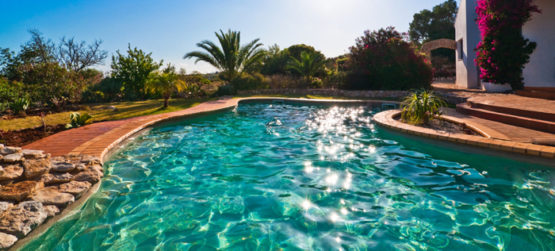 salt water pool system installation