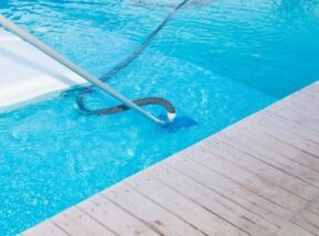 regular pool maintenance service
